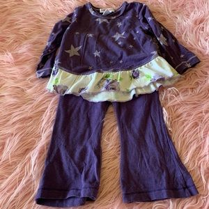 Baby Nay matching outfit